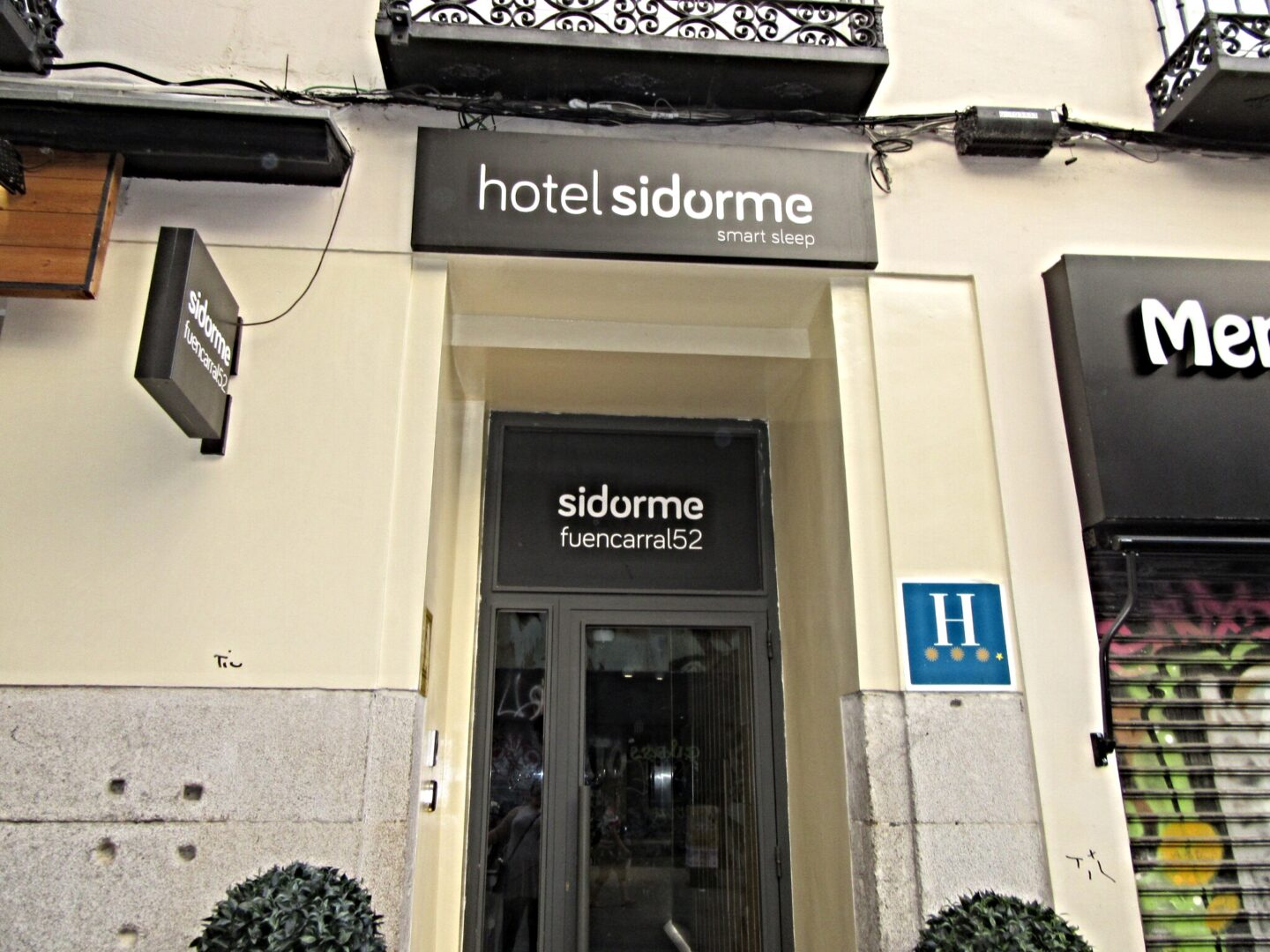 Spain: Sidorme Hotel Fuencarral 52, Madrid