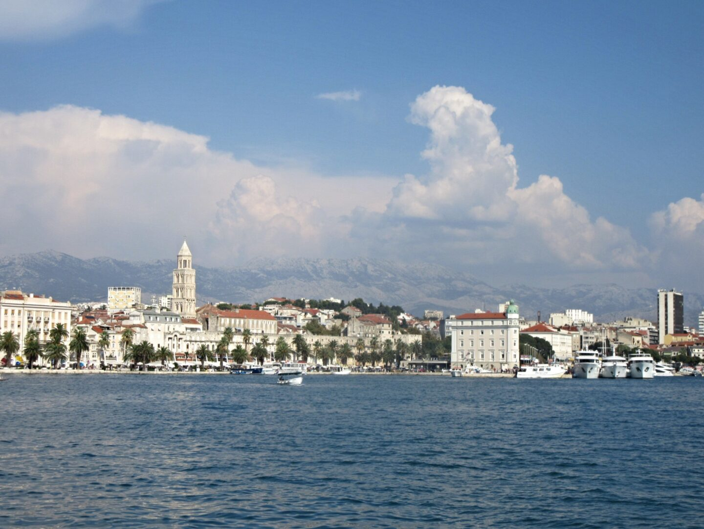 Croatia: Split Overview, A 4 Day Itinerary