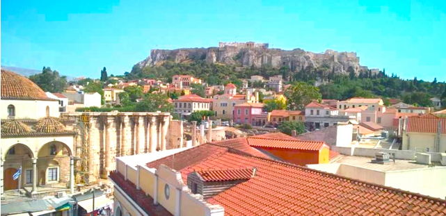 Guest Post: Greece: Athens on Tour