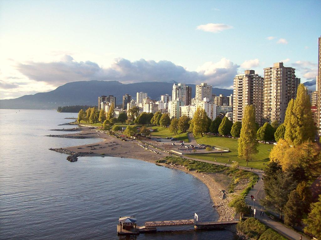 Canada: Vancouver, The Most Beautiful City