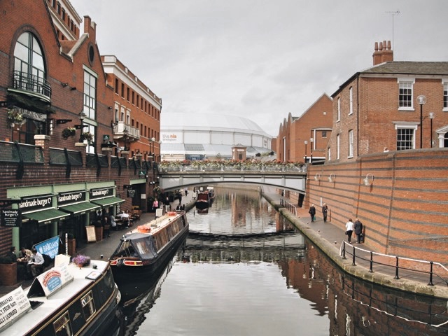 England: Birmingham Hometown Tour Guide