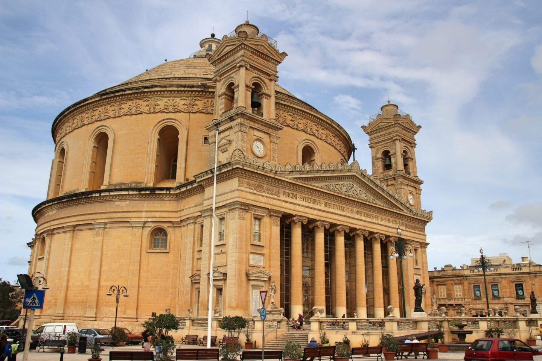 Malta: The Unexploded Bomb of Mosta