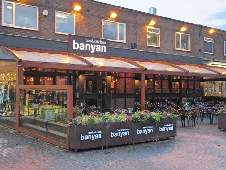 England: Banyan Bar & Kitchen, Roundhay – Leeds, Yorkshire
