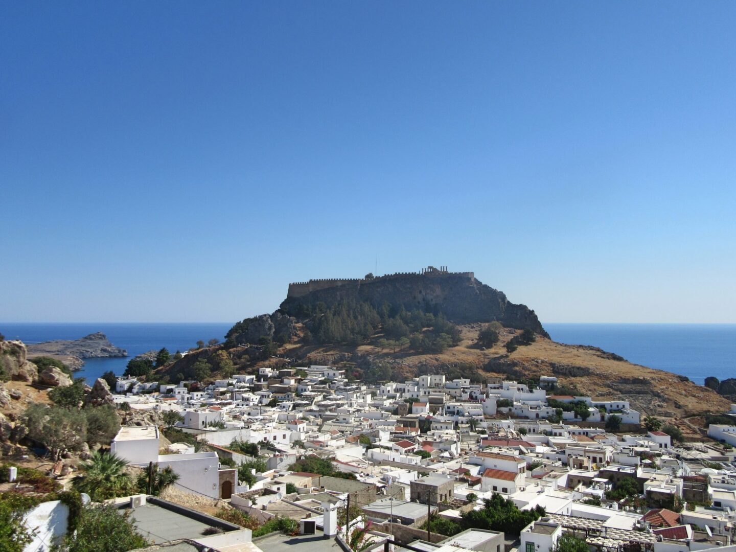 Greece: Romance in Lovely Lindos, Rhodes