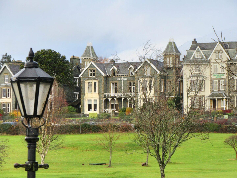 England: Highfield Hotel, Keswick, Lake District