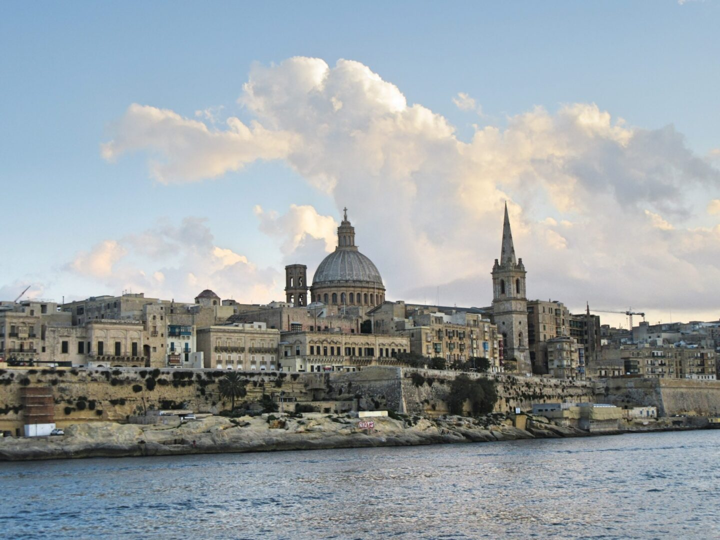 Malta: Visiting Valletta – An Introduction