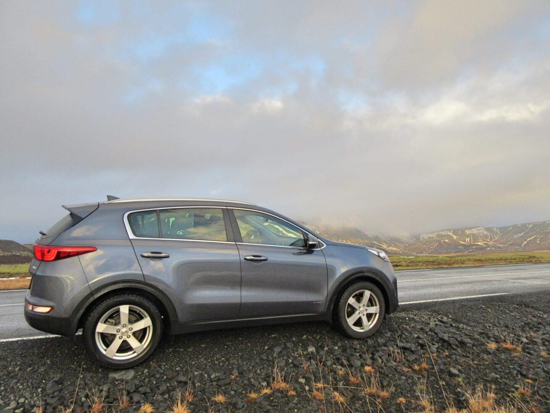 Iceland: Lagoon Car Rental