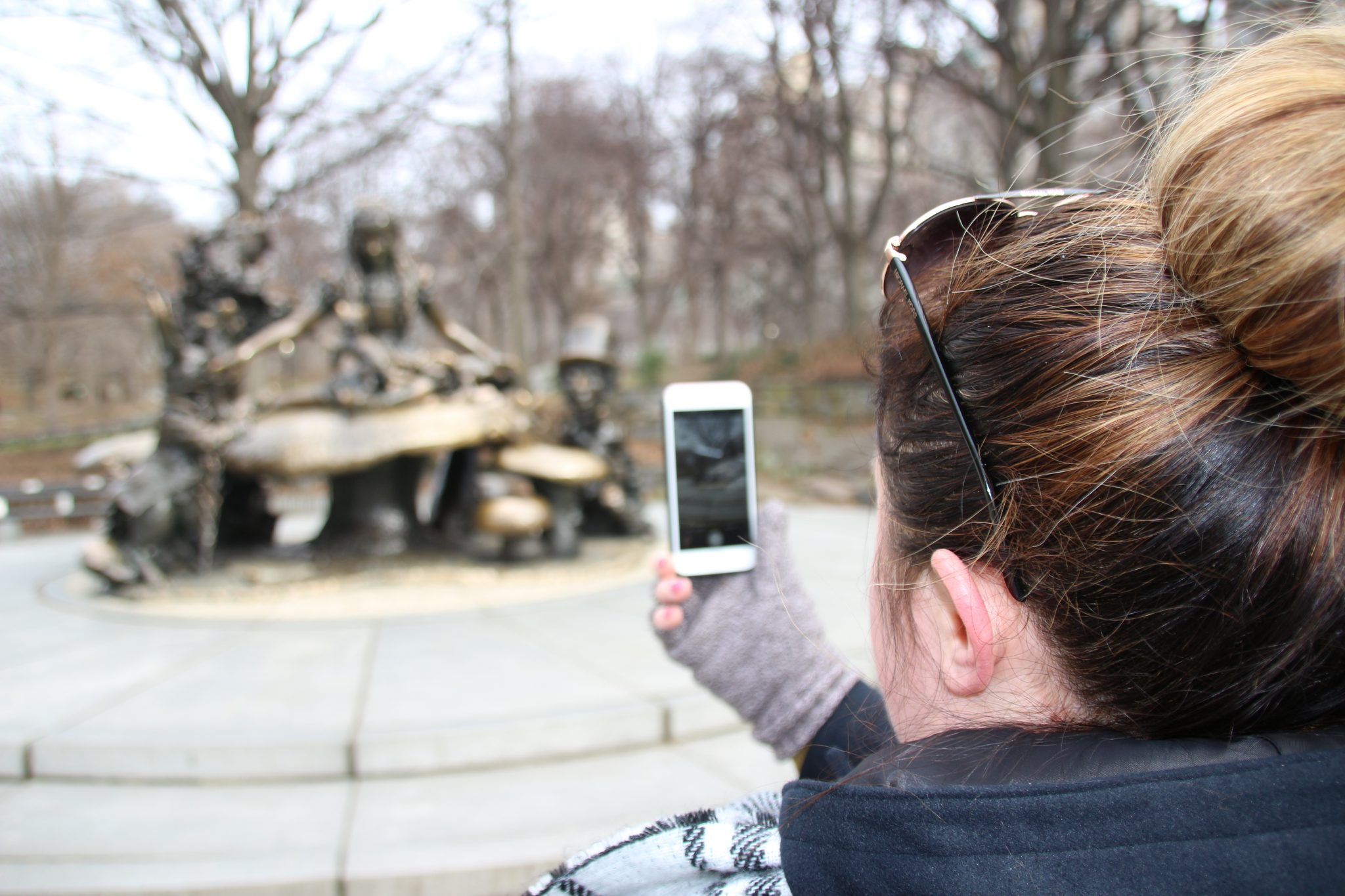Phinexi iPhone Case Review in Central Park
