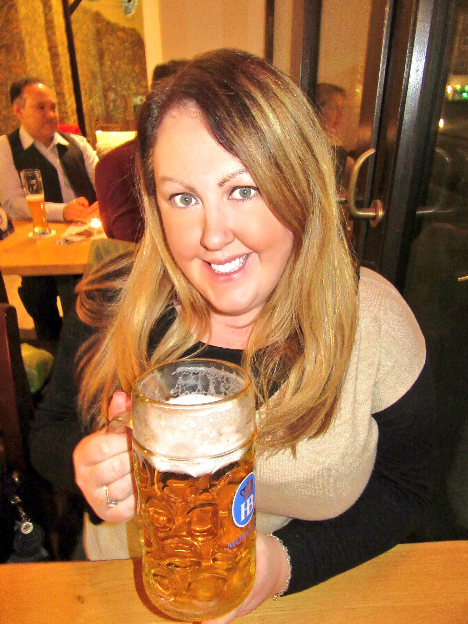 Steins in Hamburg, Germany