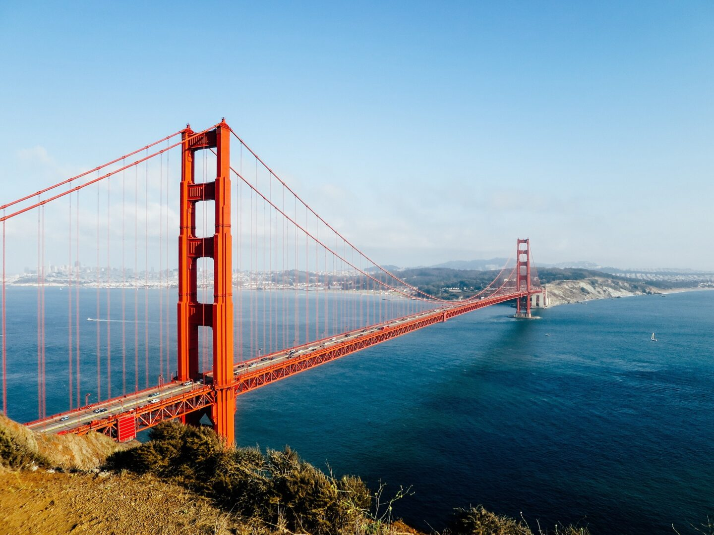 USA: Three Places to Have an Adventure in the Golden State