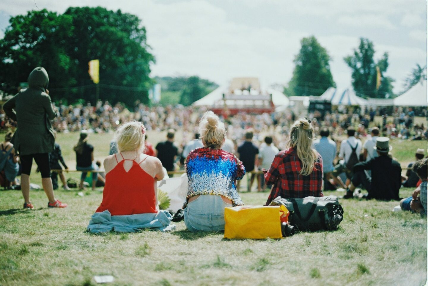 First Time Festival Goer? Top 20 Things You'll Need