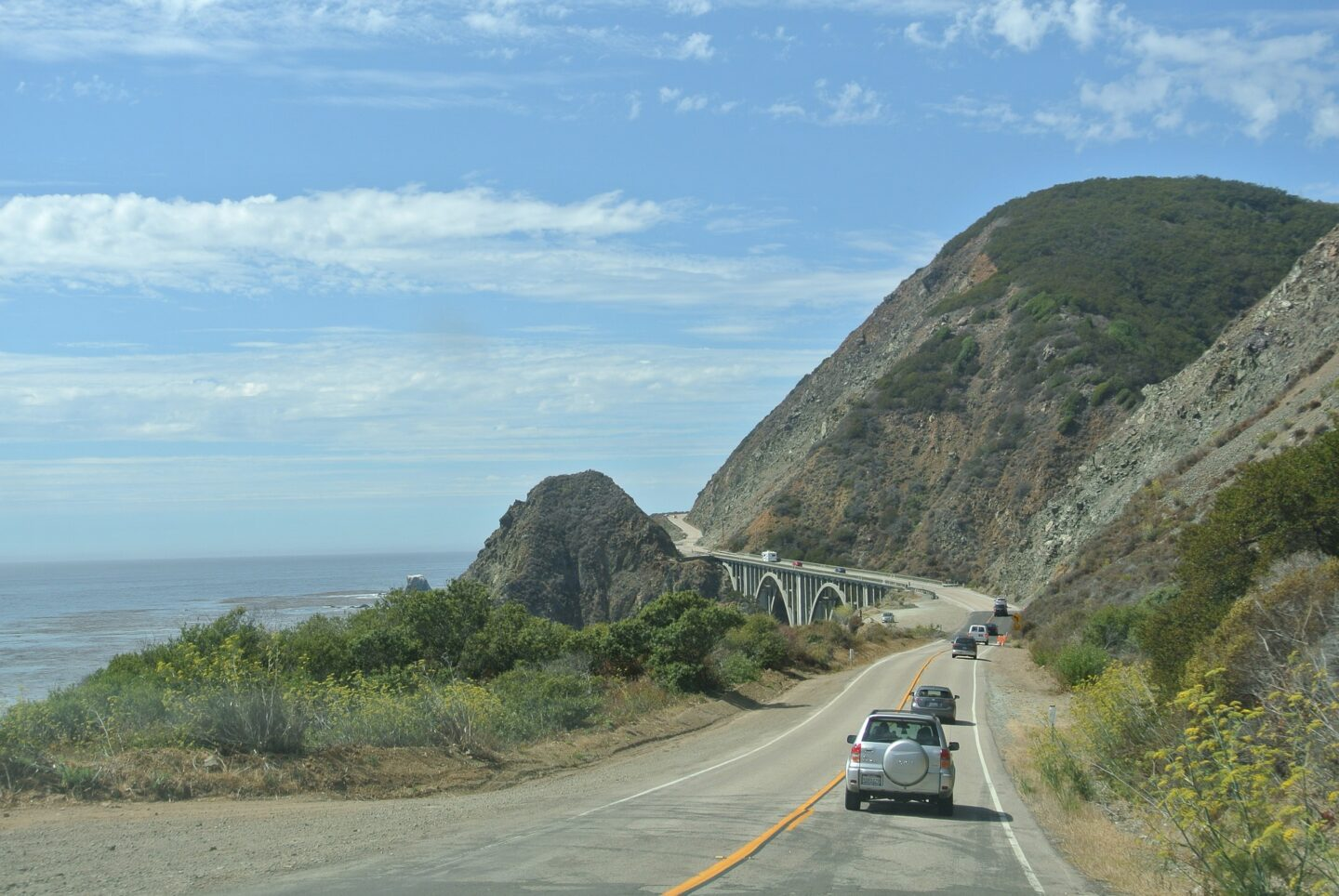 USA: Playlist For The Pacific Highway And Beyond, California
