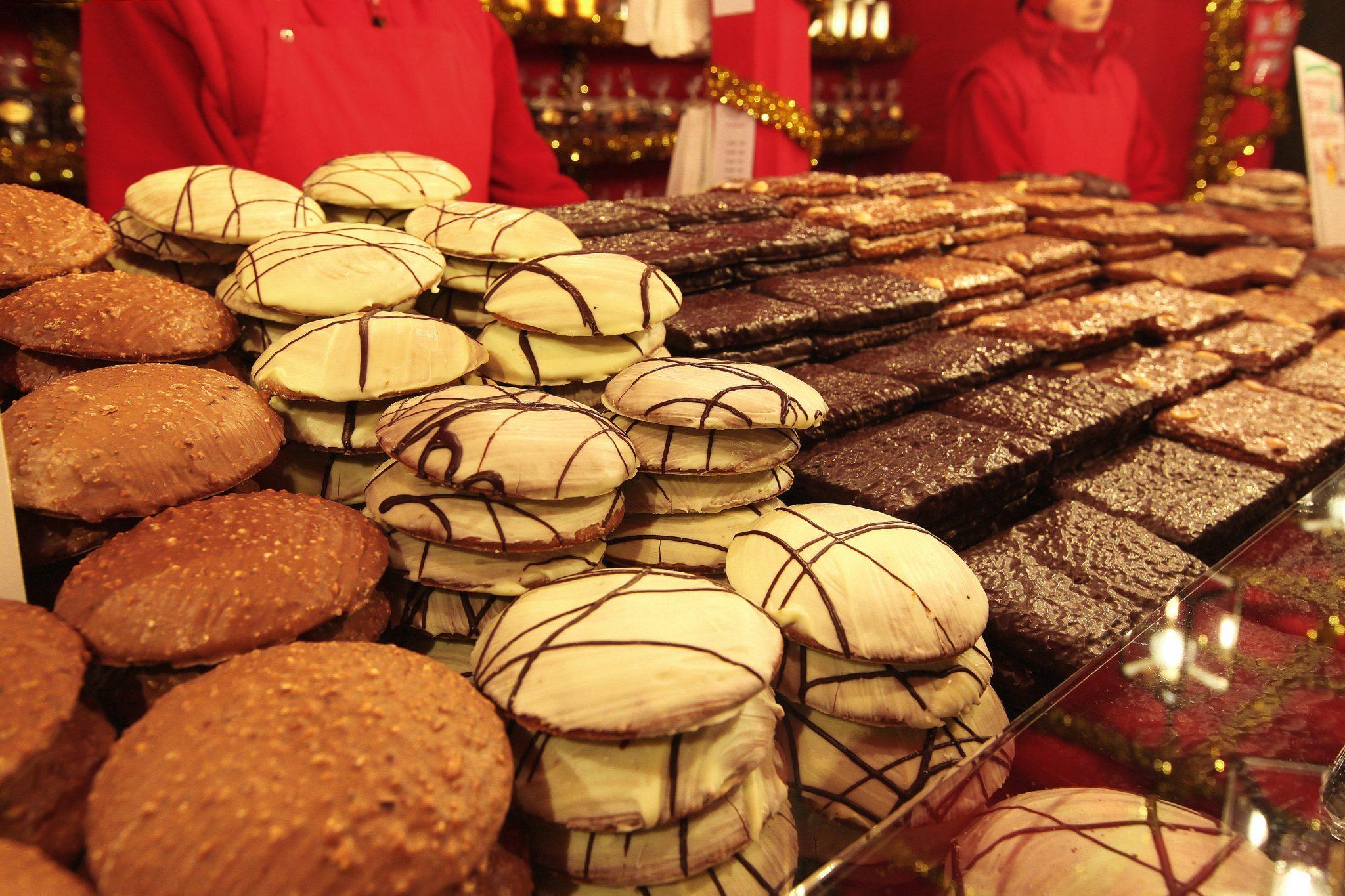 Lebkuchen - Gingerbread