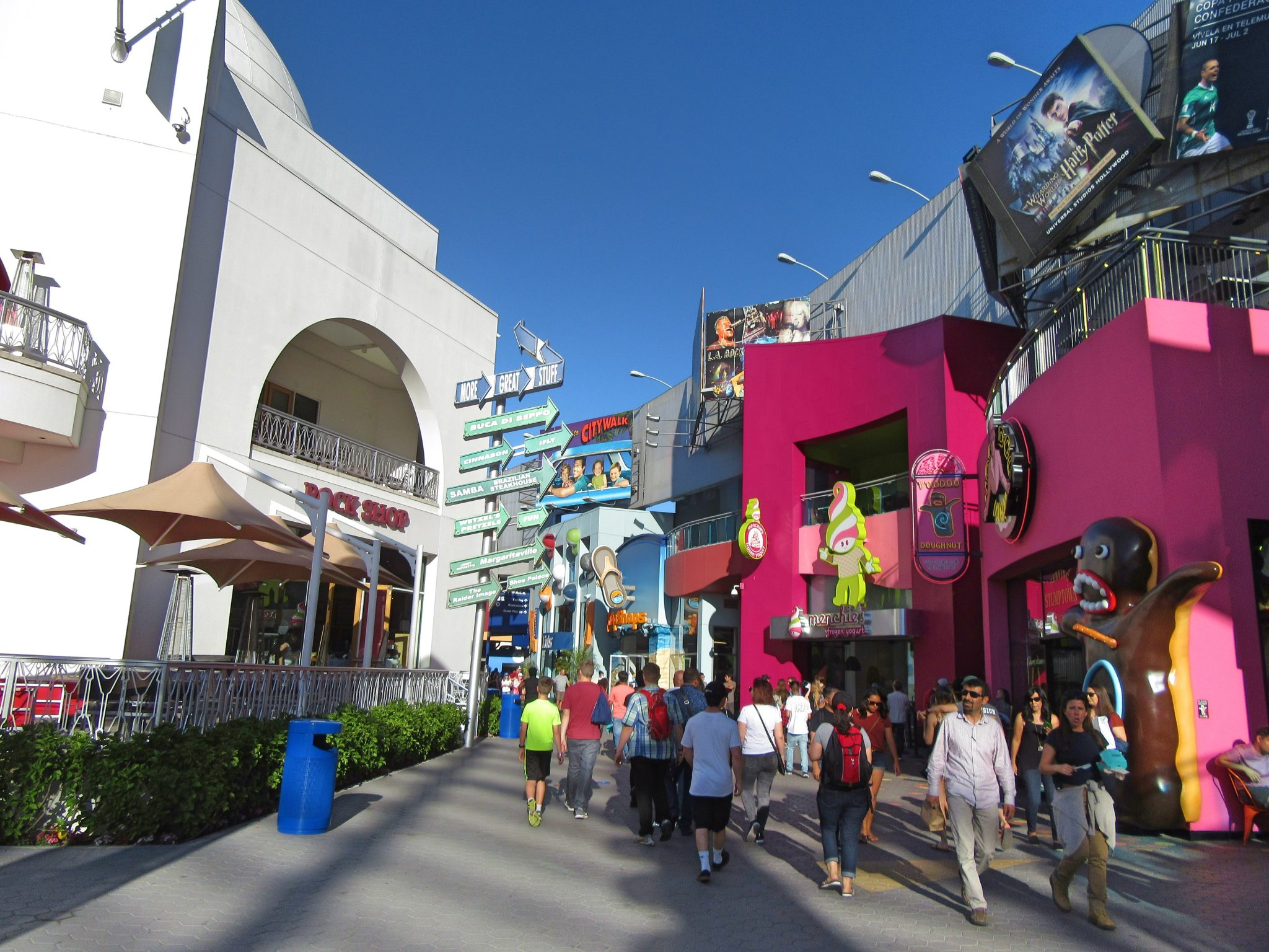 City Walk, Universal Studios Hollywood
