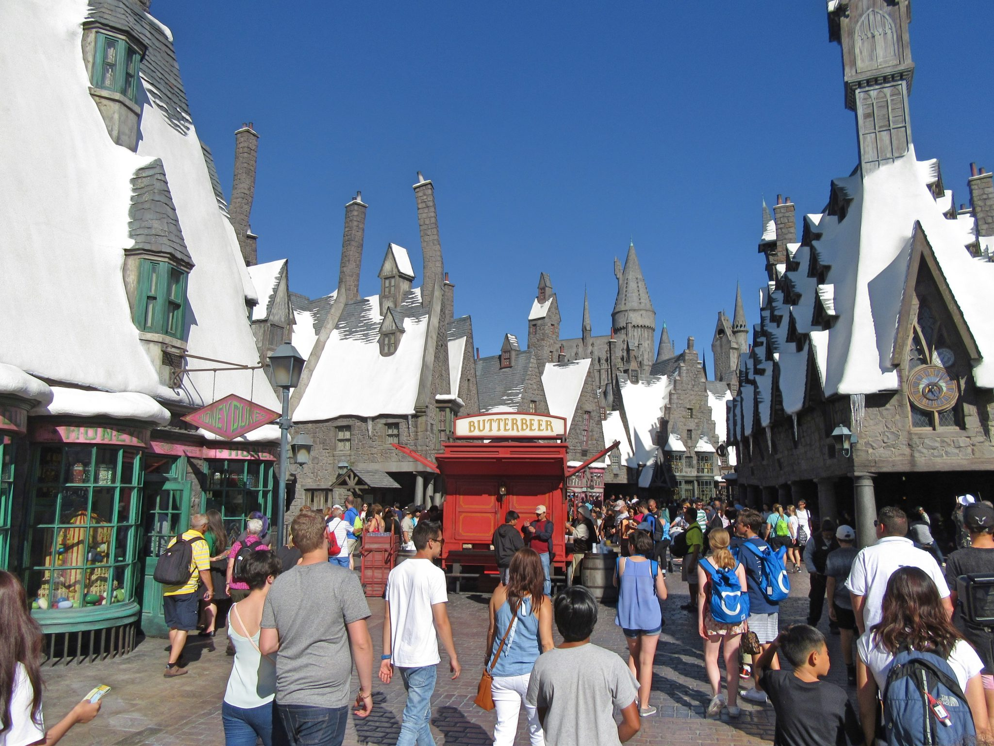 Harry Potter, Universal Studios Hollywood