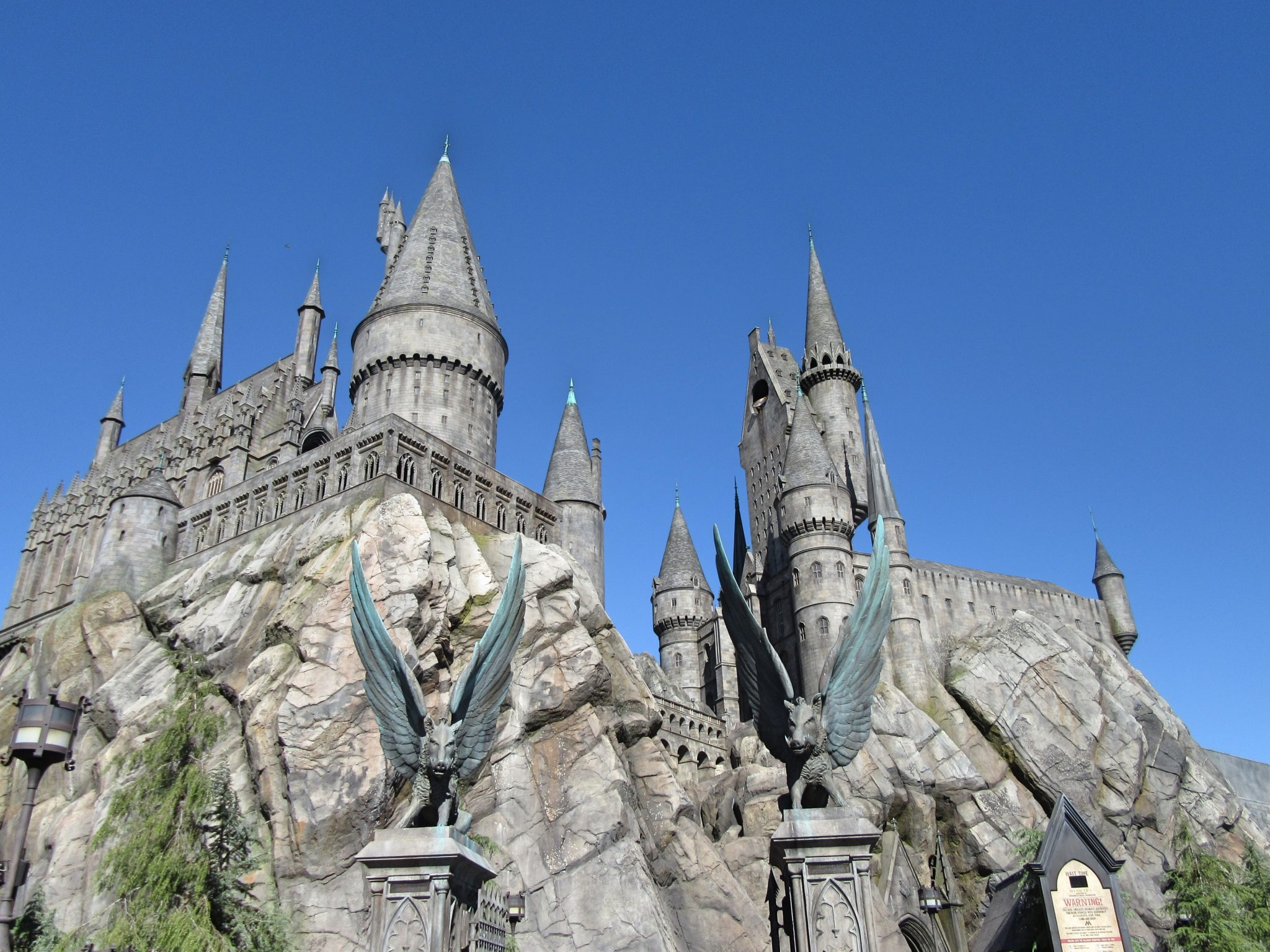 Hogwarts, Universal Studios Hollywood