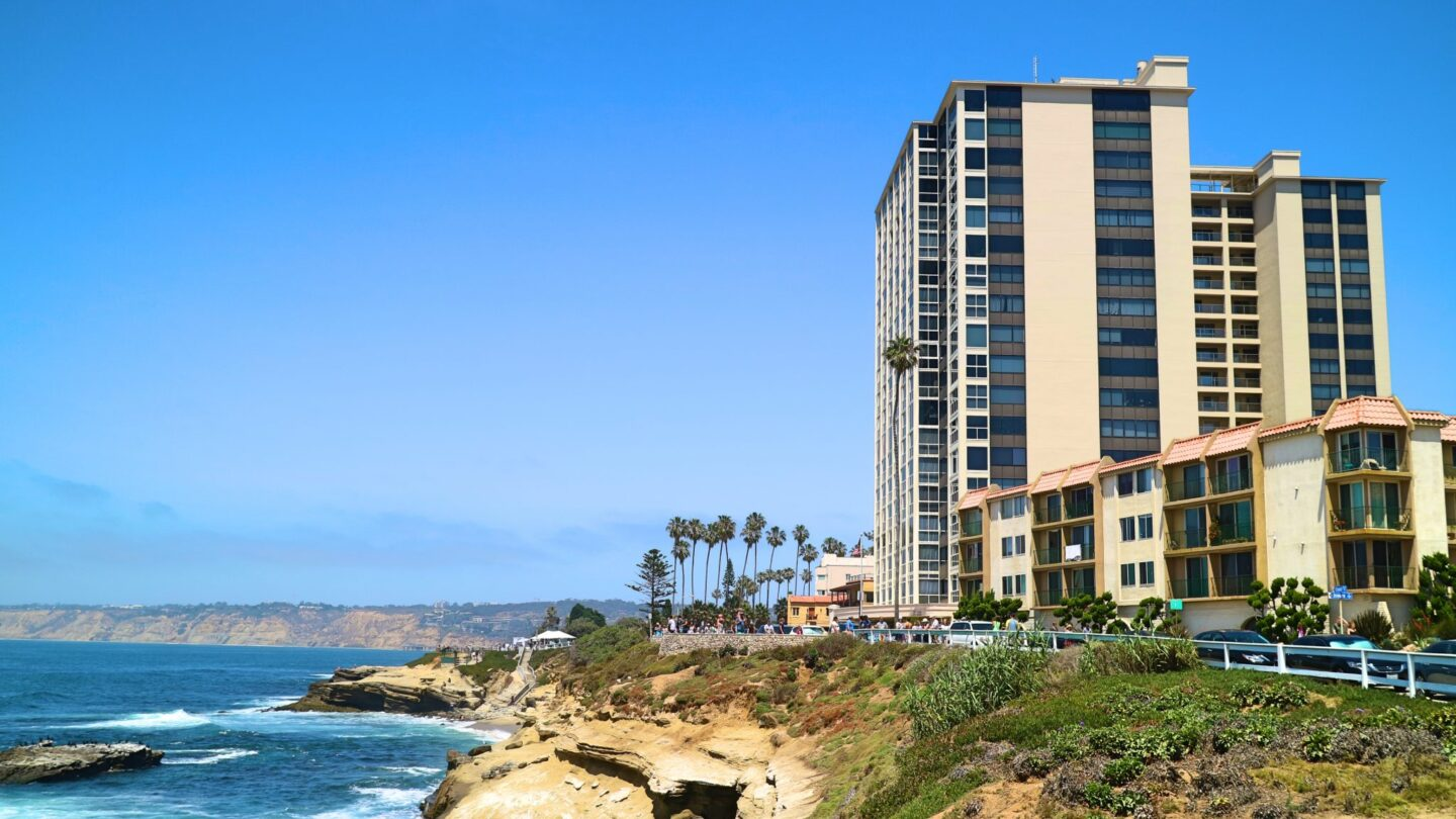 USA: Wedding Anniversary Day Trip to La Jolla from San Diego, California