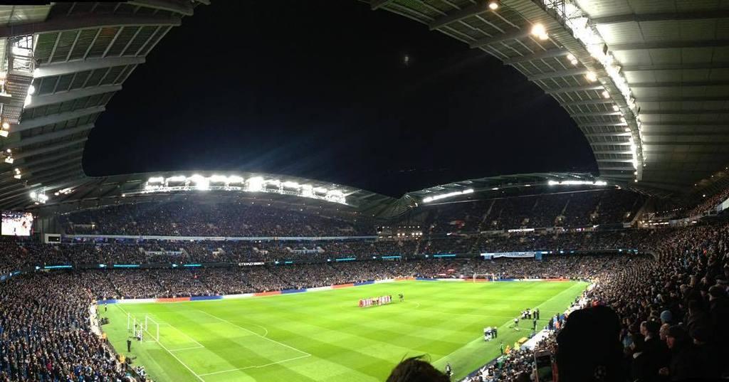 Manchester Derby, UK