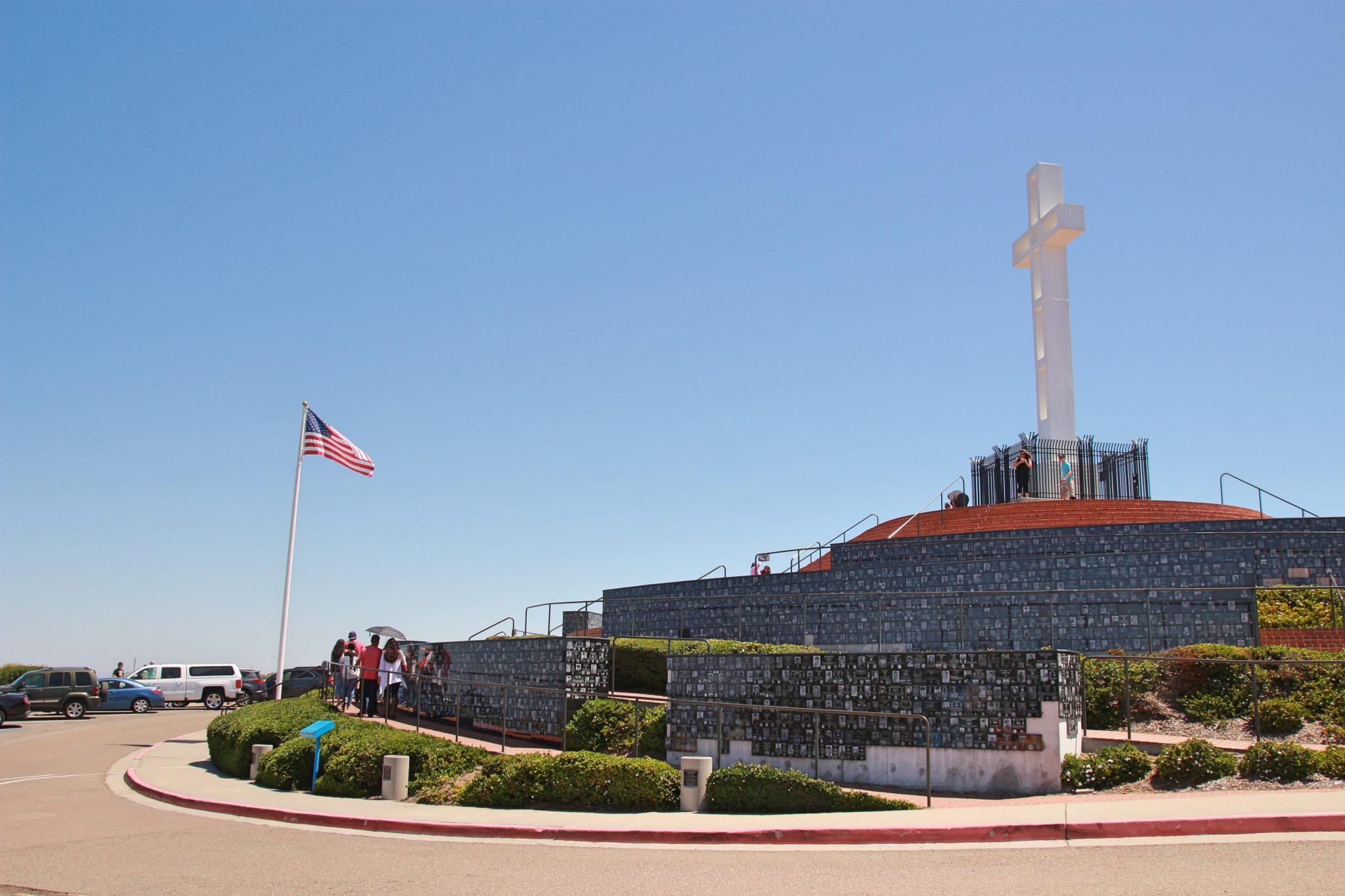 Mount Soledad, San Diego, California