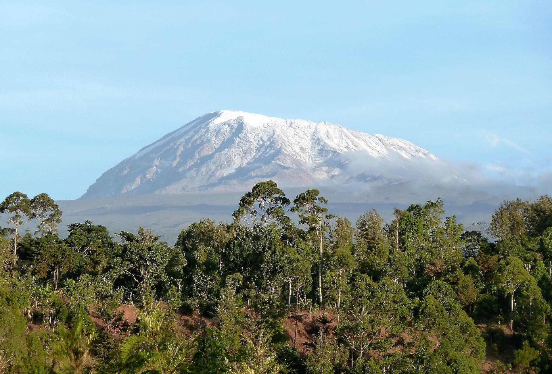 Kilimanjaro, Tanzania, Africa