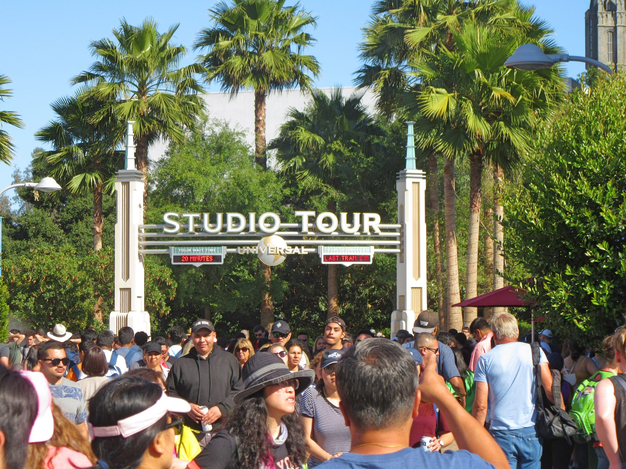 The Studio Tour, Universal Studios Hollywood