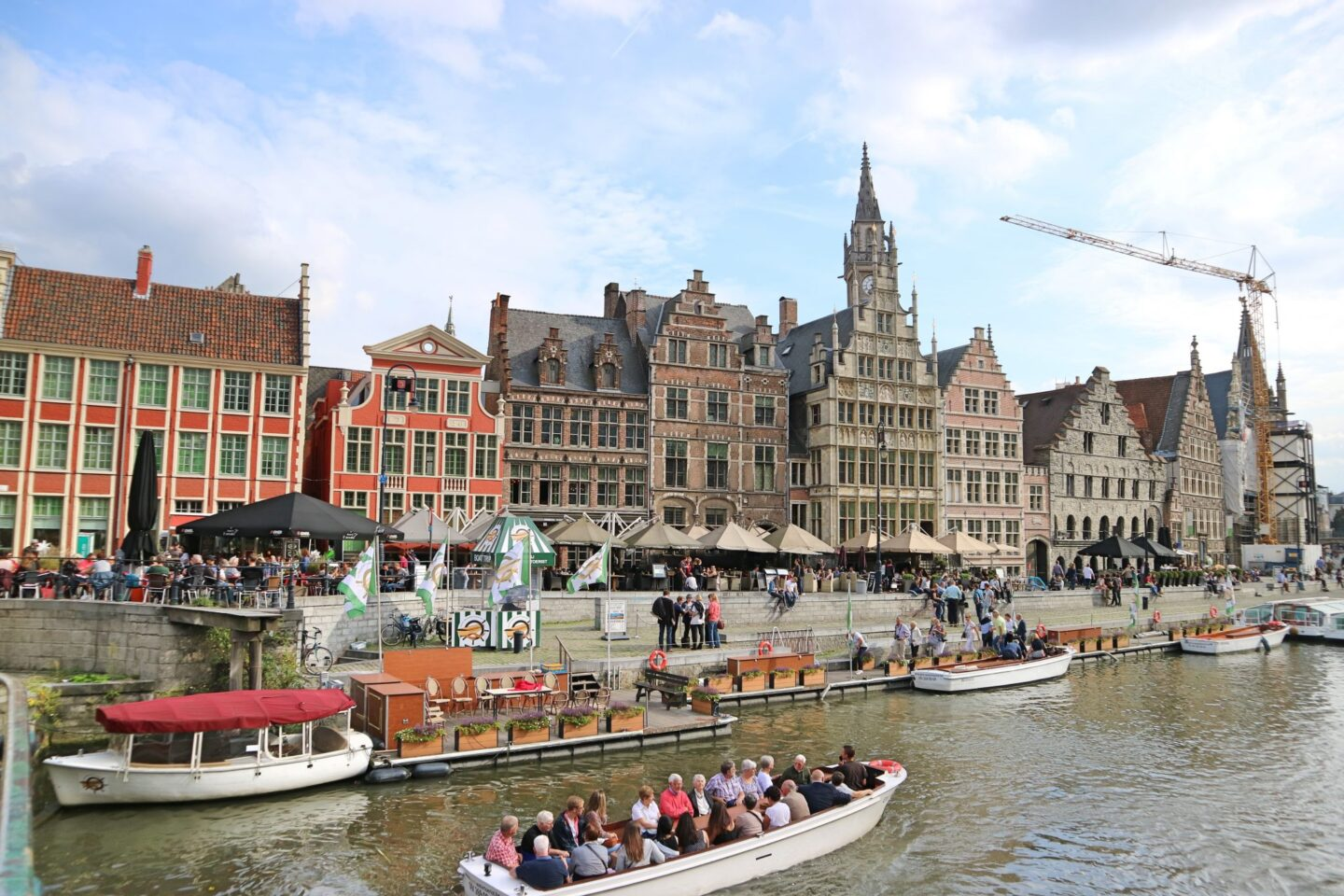 Belgium: Top Things to Do When Visiting the Fairytale City of Ghent