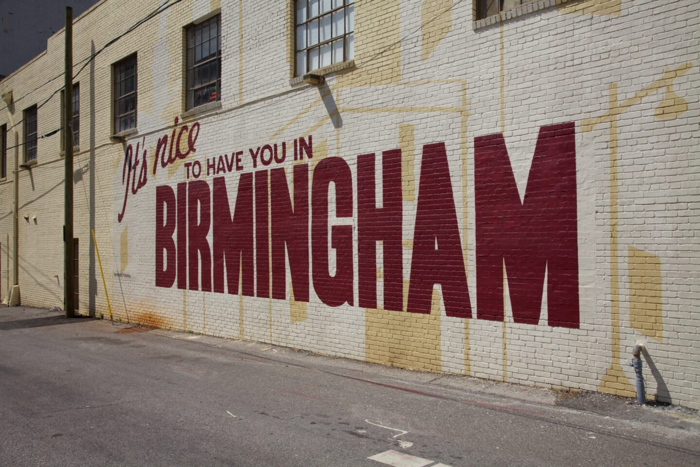 USA: Birmingham, A True Alabama Slammer