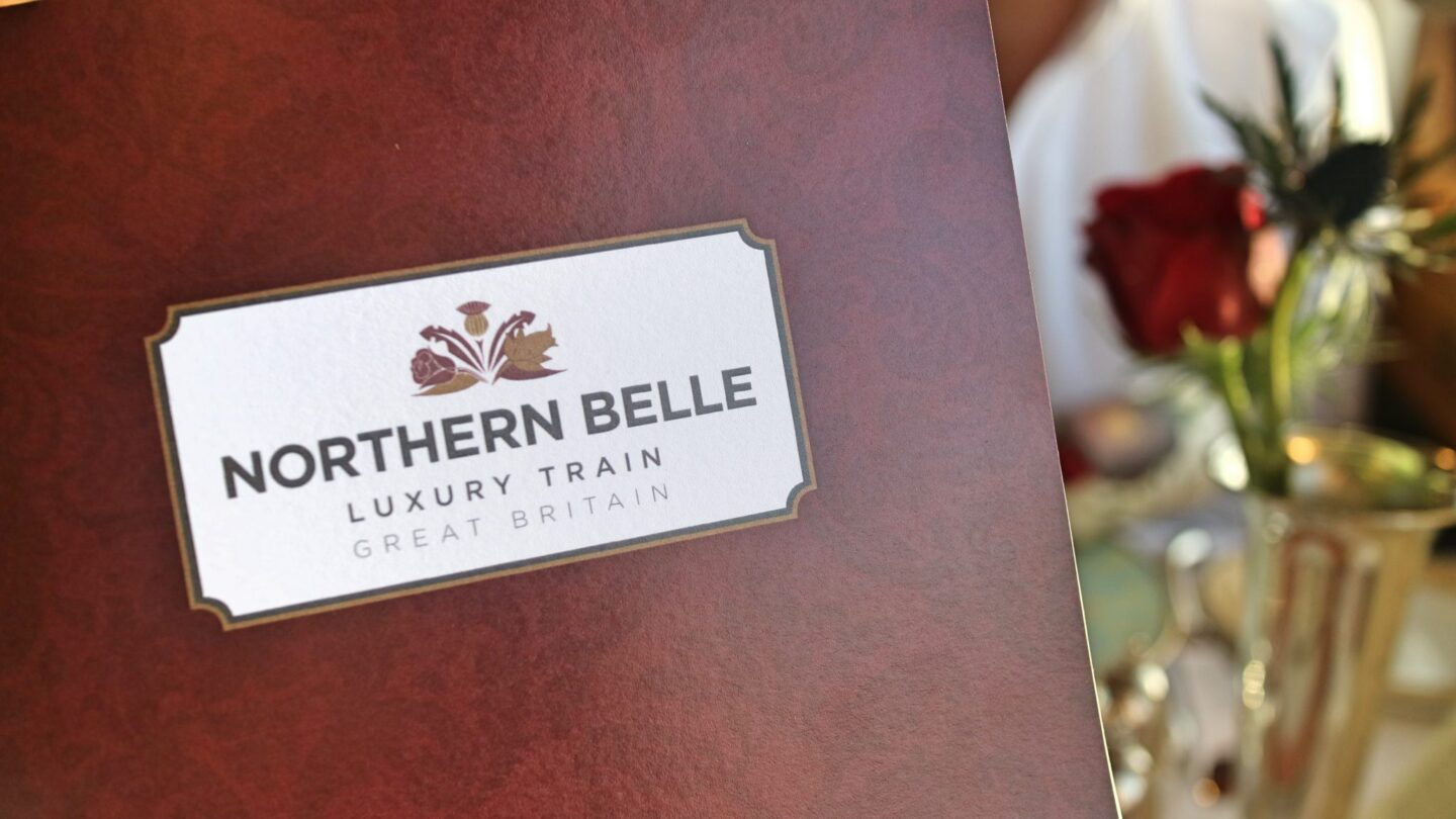 England: Christmas Dinner On The Northern Belle