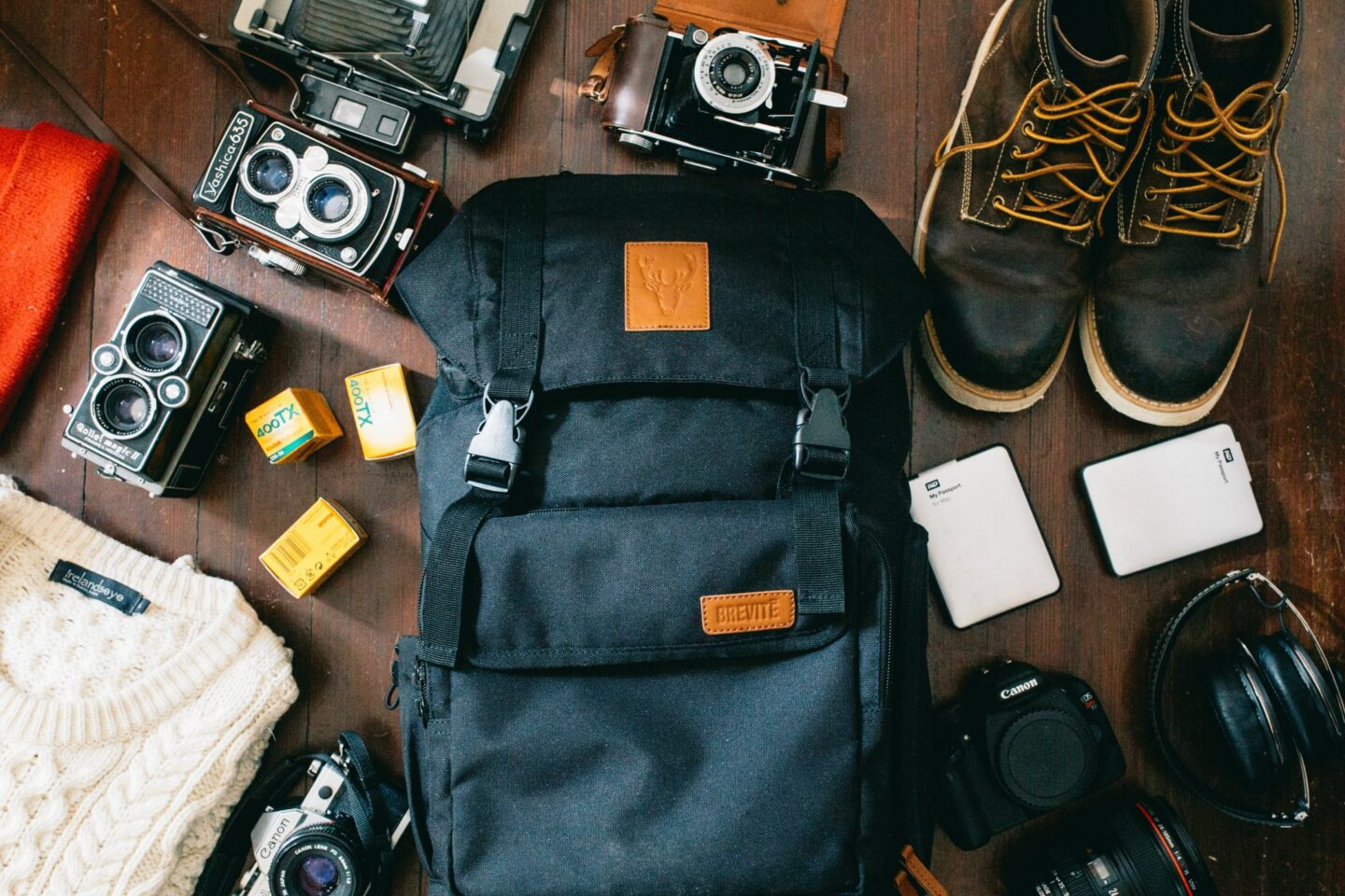 The Backpacks, Bags and Cases We Use When Travelling