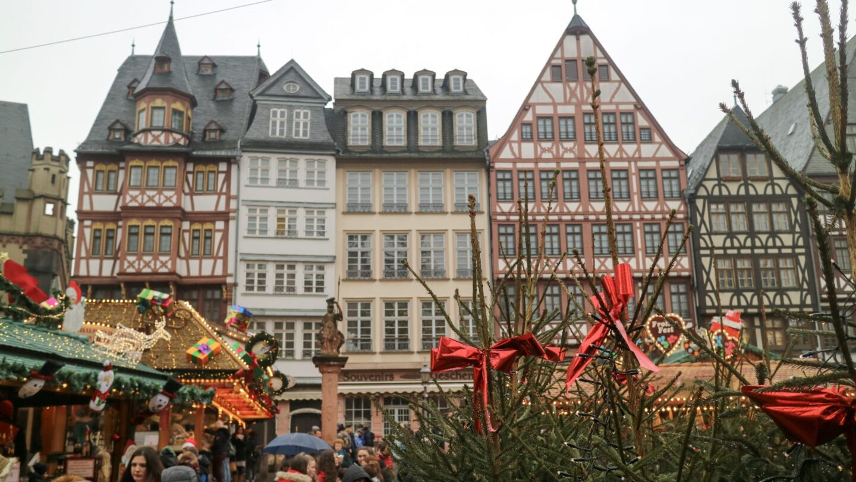 Germany: Christmas Market Magic in Frankfurt