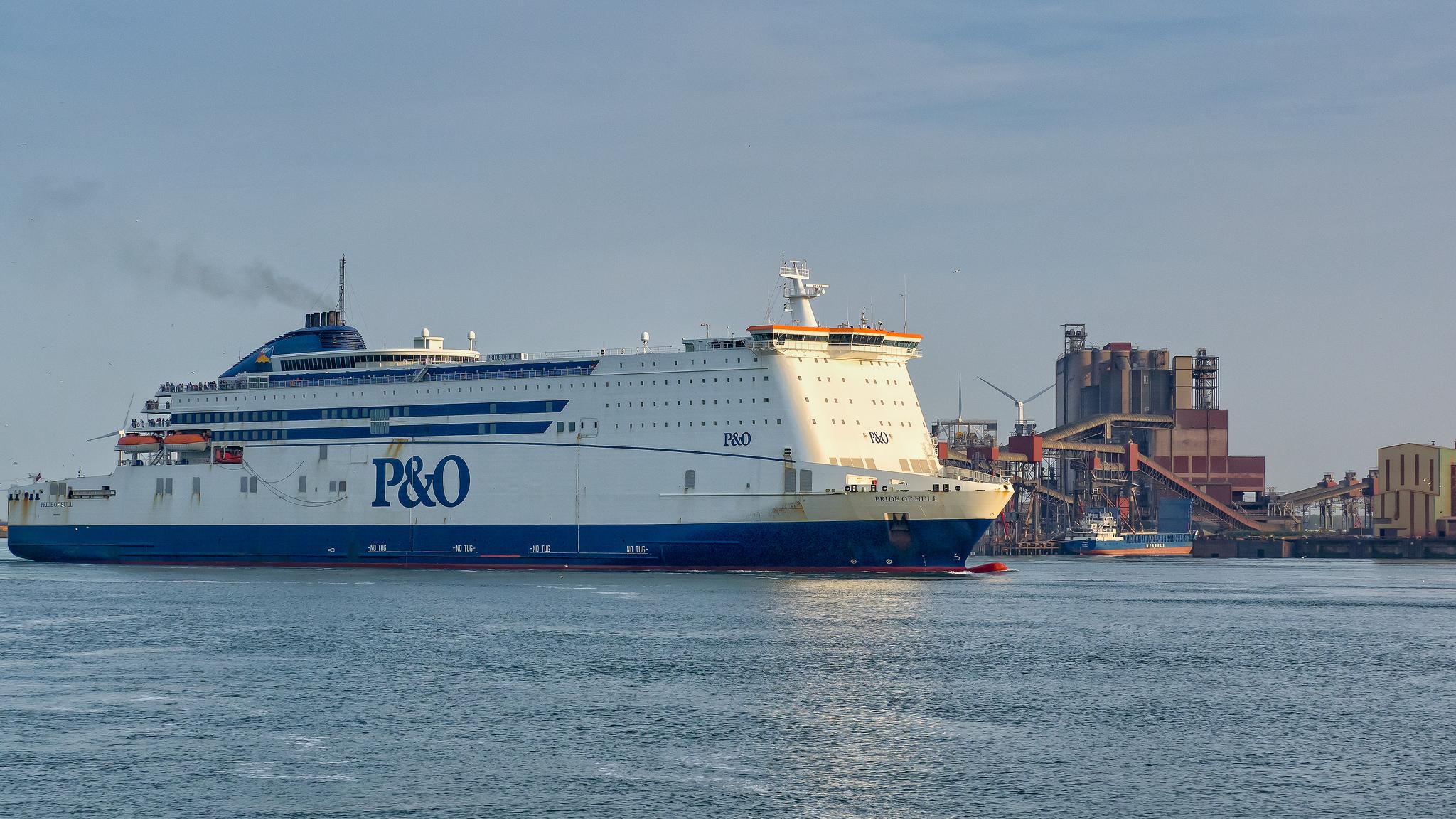 Pride of Rotterdam Ferry