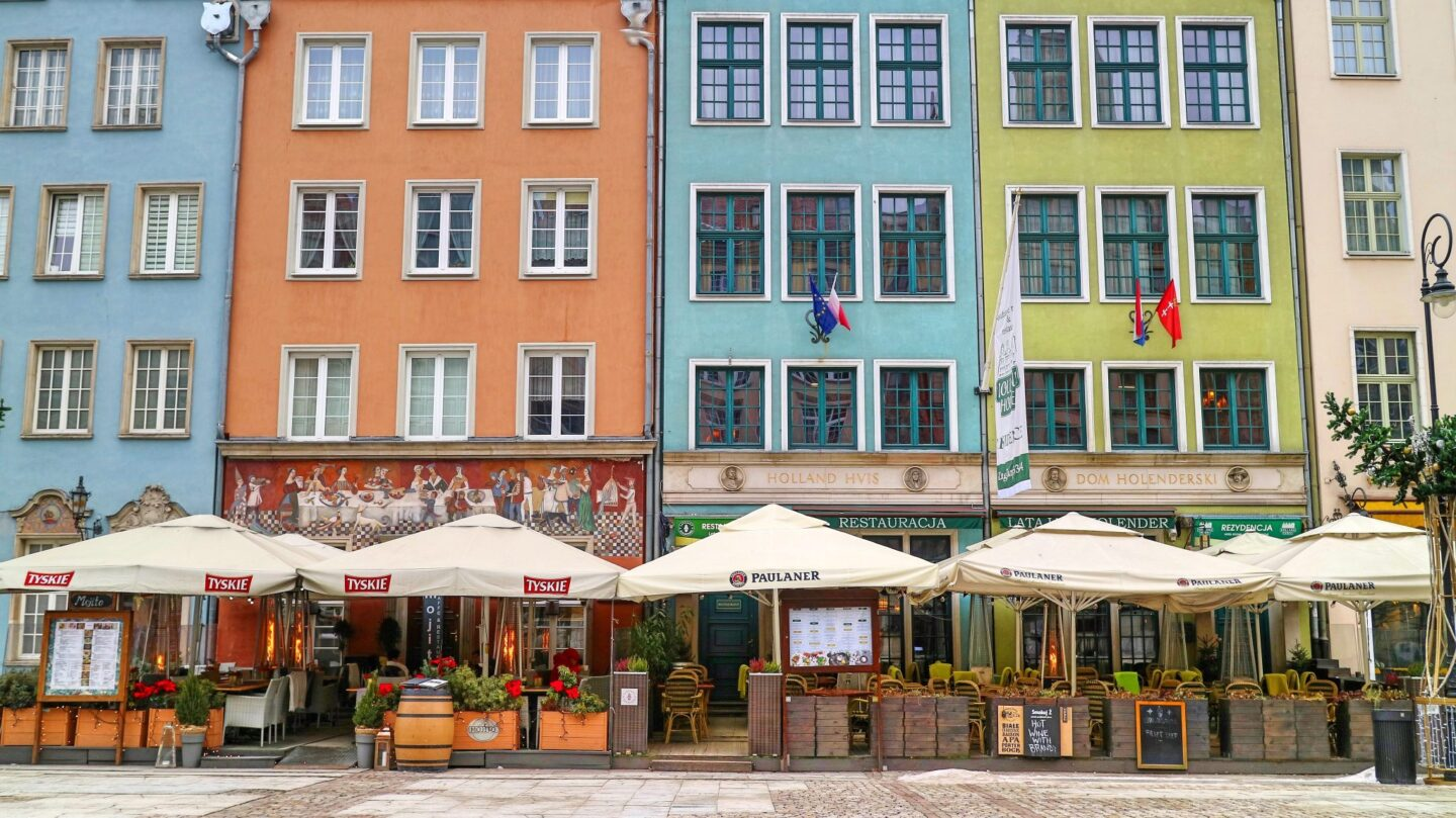 Poland: Food & Drink For The Gallivanting Gourmets in Gdańsk