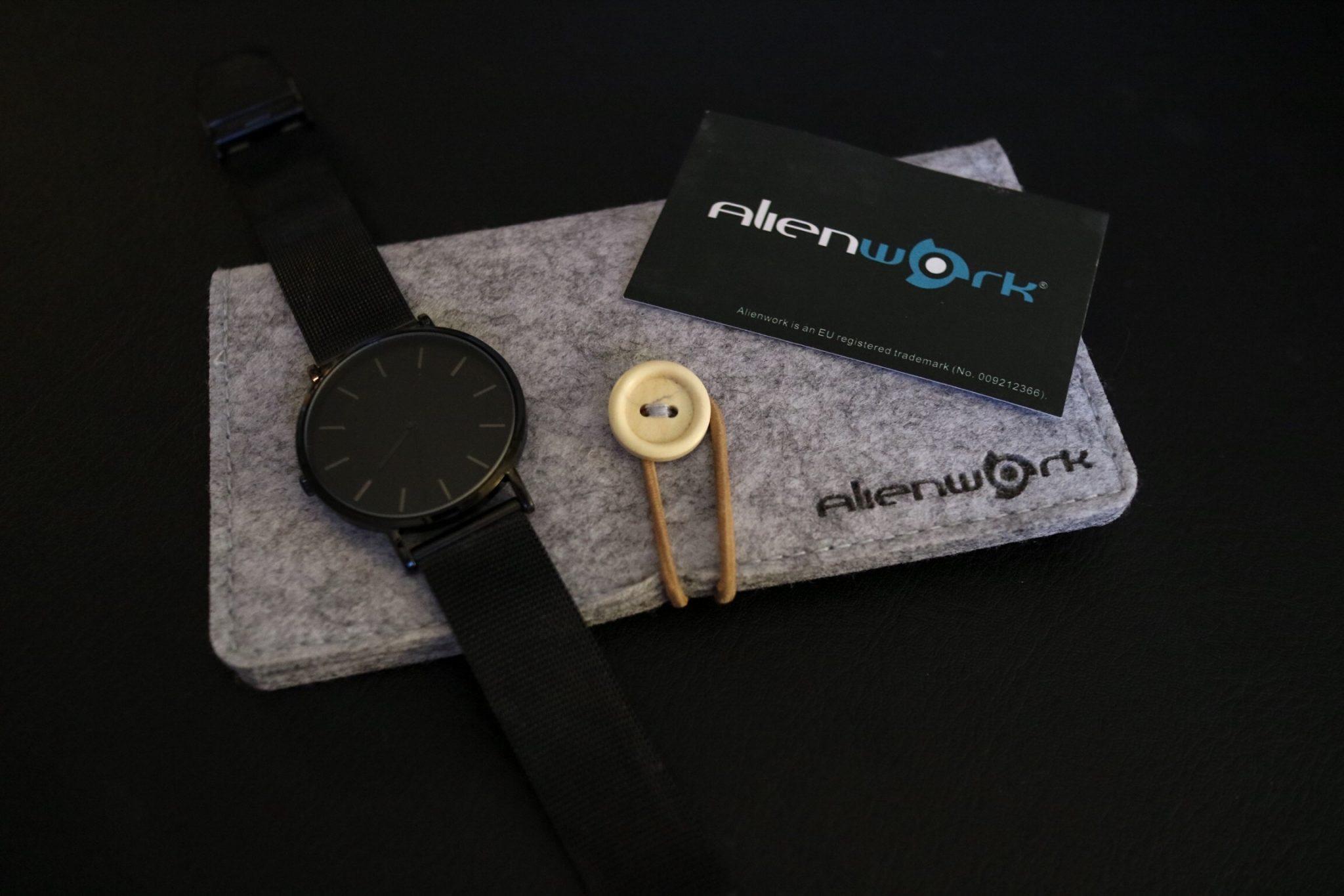Alienwork Quartz Watch