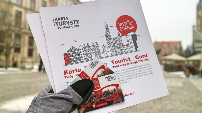 Gdansk Tourist Card, Poland