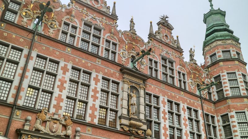 Museum in Gdansk, Poland 2