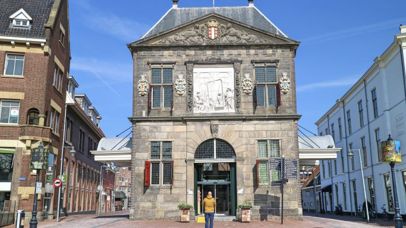 Weigh House, Gouda, The Netherlands