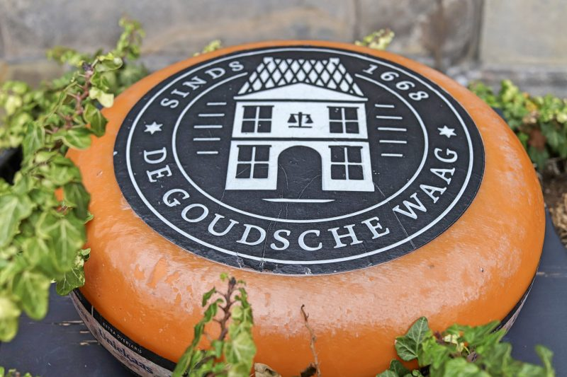 Weigh House Cheese, Gouda, The Netherlands
