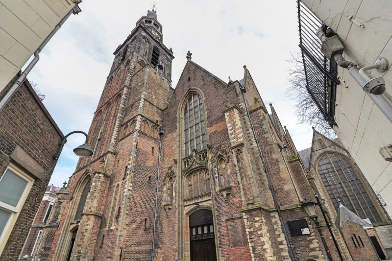Saint John Church, Gouda, The Netherlands