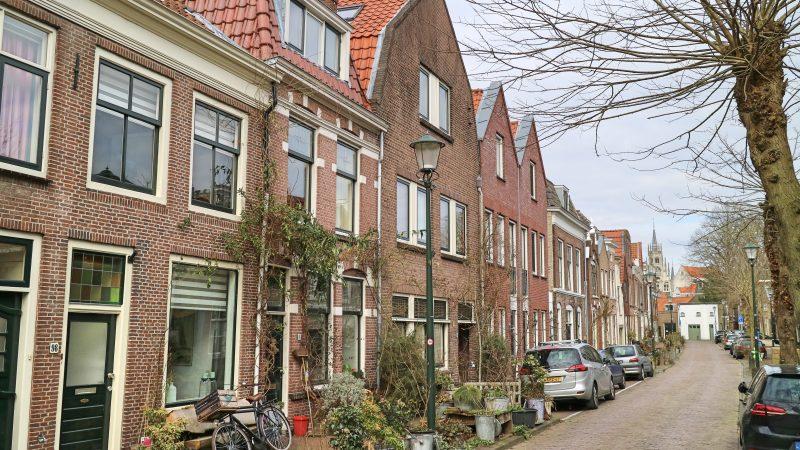 Gouda Street, The Netherlands