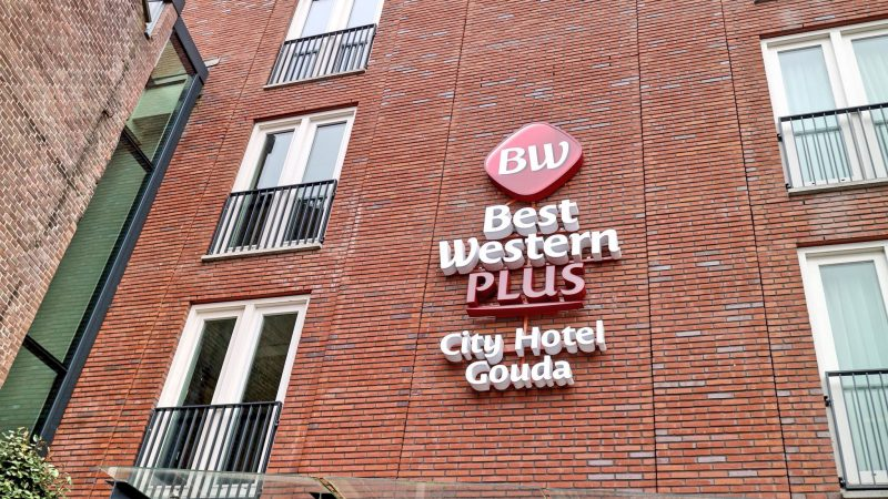 Best Western Plus City Gouda Hotel, The Netherlands