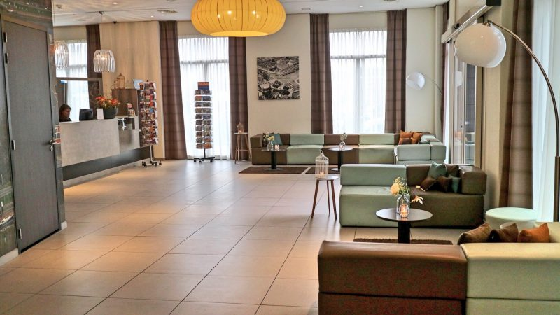 Reception Best Western Plus City Gouda Hotel, The Netherlands
