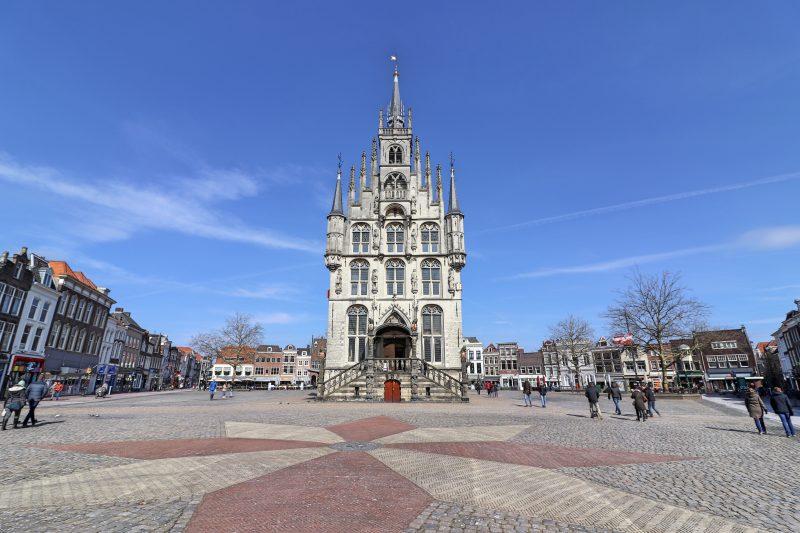 Gouda Town Hall, Gouda, The Netherlands