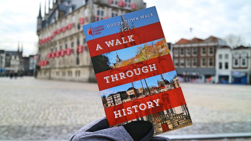 A Walk Through History Booklet