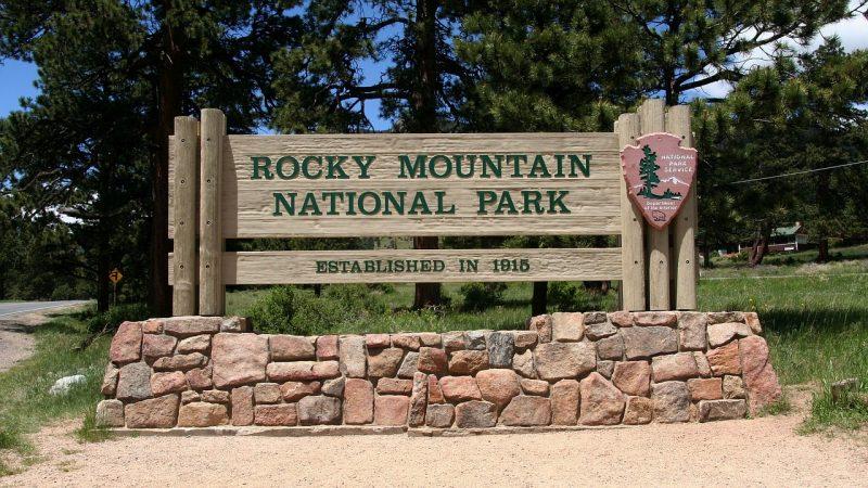 Rocky Mountain National Park, Denver, Colorado