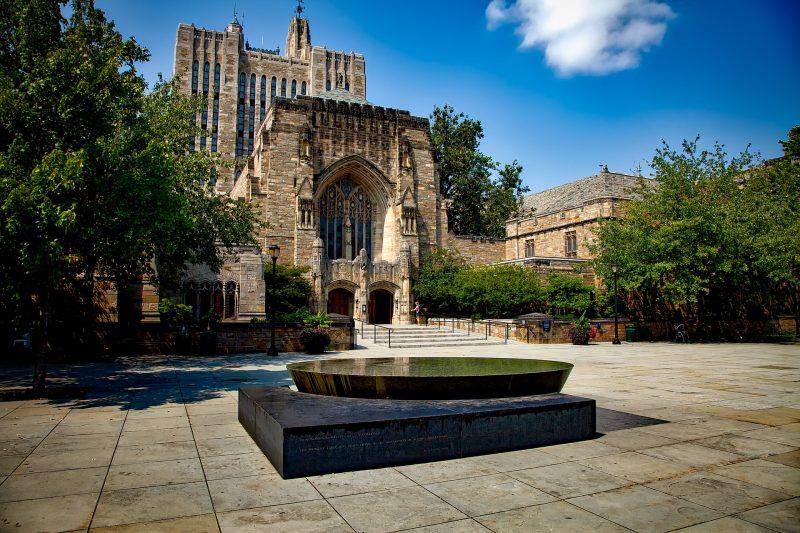 Yale University, New Haven, USA