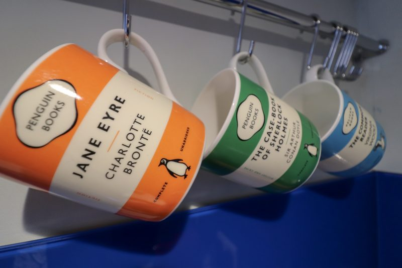 Cups at Artists' Corner, Harrogate