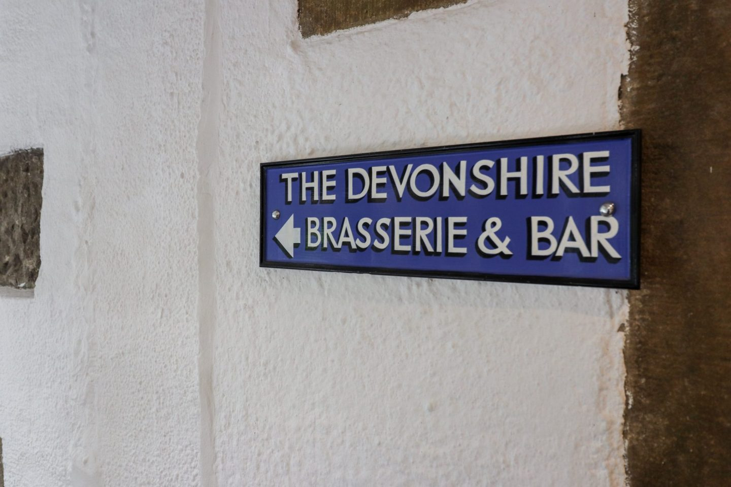 The Brasserie at Devonshire Arms & Spa