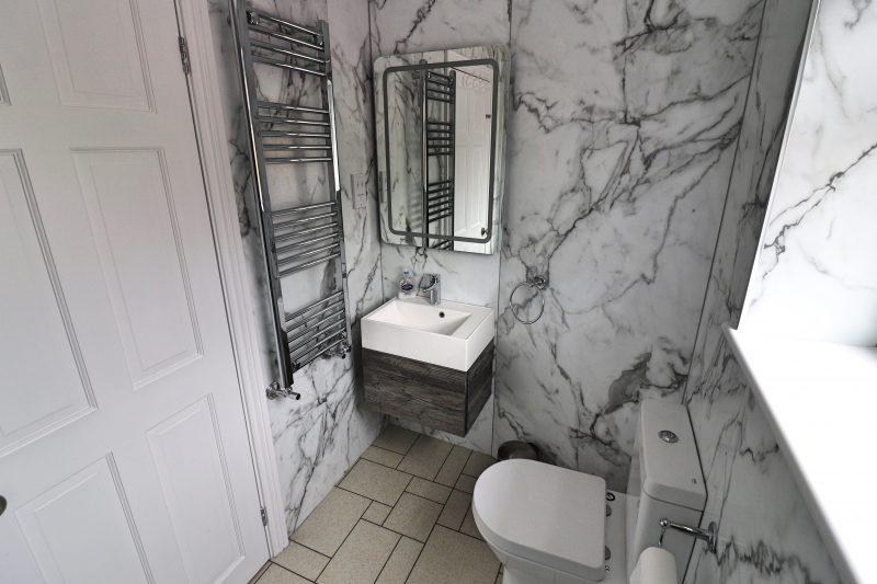 Artists' Corner Shower Room 2, Harrogate