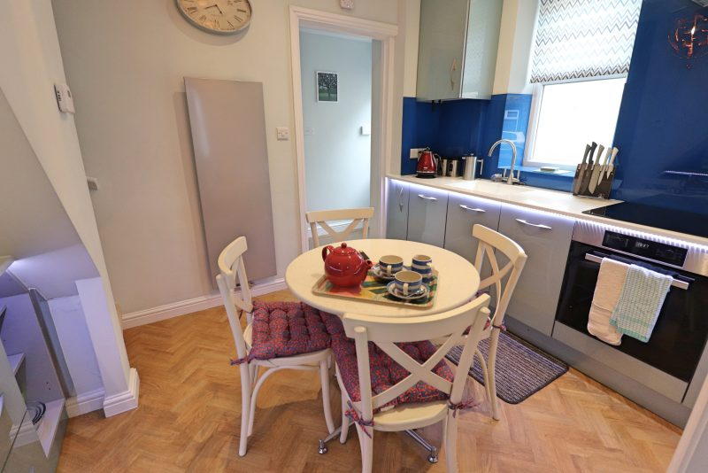 Artists' Cottage Kitchen, Harrogate