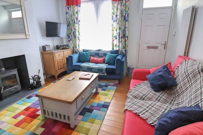 Artists' Corner Living Room, Harrogate